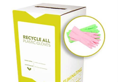 Disposable Gloves - Zero Waste Box