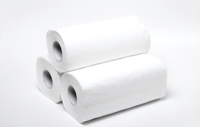 recycled toilet paper facts - rolls of toilet paper