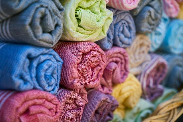 fabric scraps recycling